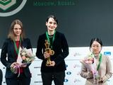 Карлсен и Лагно - чемпионы в блице. Серебро - у Накамуры и Анны Музычук.
