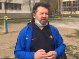 Олег Саленко: «Лобановский признался: «Большие нагрузки я вам давал», я ответил «Спасибо, Васильич, что поняли это»