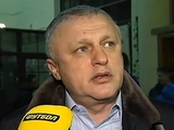 Игорь Суркис: «Блохин сказал: если никто не уйдет, мне усиление не надо»