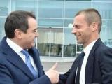 Обзор СМИ. Павелко угрожает УЕФА
