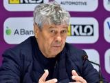 «Динамо» — «Шахтер» — 0:0. Послематчевая пресс-конференция. Луческу: «Нас устраивала сегодня ничья»