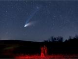 Фото комет, пролетевших рядом с Землей