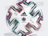В сеть попало изображение официального мяча Евро-2020 (ФОТО)