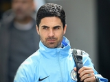 Артета попрощался с футболистами «Манчестер Сити»