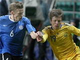 Эстония — Украина — 0:2. Отчет о матче