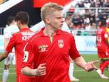 Агент Зинченко: «Саша достоин клуба уровня «Манчестер Сити»