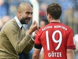 Марио Гетце: «Гвардиола думает только о схеме игры, а люди для него — ничто»