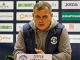 Наставник «Динамо-Брест»: «Неприятно местоположение в таблице, но не критично»
