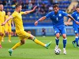Товарищеский матч. Украина — Кипр — 4:0. Обзор матча, статистика