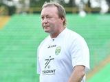 Владимир Шаран: «Чтобы тренировать «Карпаты», нужно быть к этому готовым»