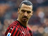 Гендиректор «Милана» рассказал, будет ли продлен контракт с Ибрагимовичем