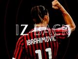 Официально. Златан Ибрагимович вернулся в «Милан»