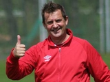 В киевском «Динамо» будет испанский тренер по физподготовке?