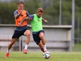 Сбор «Динамо» в Швейцарии: де Пена и Вербич вернулись в общую группу, команда сменила место тренировок
