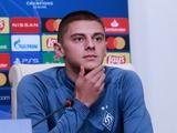 Пресс-конференция. Виталий Миколенко: «Мы все уже забыли победу над «Гентом» в первом матче» (ВИДЕО)
