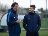 Итальянский тренер «Днепра-1» Луиджи Ночентини: «Меня рекомендовали Шевченко и Мальдера»