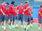 Стал известен состав сборной Хорватии на матч с Украиной