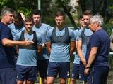 Стартовый состав «Динамо» на матч с «Газиантепом»