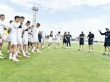 Три игрока покинули расположение сборной Украины