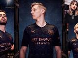 Зинченко презентовал новую гостевую форму «Манчестер Сити» (ФОТО)