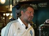 Олег Саленко: «Хорошо, что не проиграли крупно, но появился прогресс в созидательной игре»