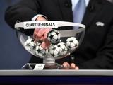 Лига чемпионов: результаты жеребьевки 1/4 и 1/2 финалов