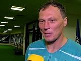 Андрей Пятов: «Динамо» три раза центр перешло и забило три мяча»