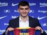«Барселона» готовит для Педри новый контракт