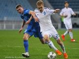 Кубок Украины: «Динамо» не сумело обыграть «Олимпик» в первом матче 1/2 финала