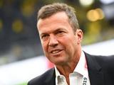 Маттеус: «Лев больше не подходит сборной Германии»