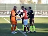 Артем Милевский отличился голом в матче с «Мариуполем»