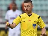 Стал известен арбитр матча «Ворскла» — «Динамо»