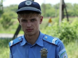 На въезде в Украину ГАИ будет вручать гостям Евро портрет гаишника
