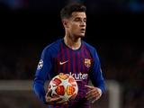 Коутиньо не поможет «Барселоне» в ближайших матчах