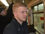 Никита КОРЗУН: интервью в метро