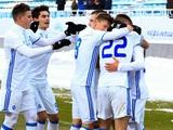 Юношеская лига УЕФА. «Динамо» уверенно обыгрывает «Бешикташ»