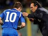 Пранделли надеется, что Кассано сыграет на Евро