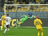 Лига наций. Германия — Украина, 14 ноября: статистика встреч