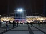 МВД: Нарушений порядка на открытии «Олимпийского» не было