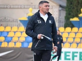 Руслан Костышин: «За поражение от «Динамо» не стыдно. Теперь хотим дать достойный бой и «Шахтеру»