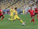 Болельщики определили лучшего игрока матча Украина — Швейцария