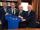 Официально. Роберто Манчини — новый главный тренер сборной Италии