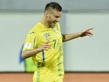 Андрей Ярмоленко — самый полезный игрок матча с Албанией