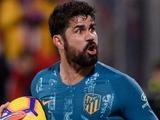 Диего Коста отказался тренироваться с «Атлетико»