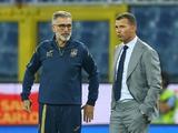 Мауро Тассотти: «Был бы рад видеть Миколенко в чемпионате Италии, но немного позже, когда он будет готов к этому»