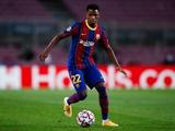 «Барселона» приготовила новый контракт для Ансу Фати