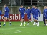 ВИДЕО: открытая тренировка «Динамо» в Санкт-Галлене накануне матча с «Лугано»
