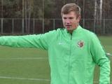 Юрий Максимов: «Почему бы не замахнуться с «Ворсклой» на победу в Кубке Украины?»