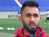 Форвард Бахрейна: «У нас есть отличная возможность сыграть против одной из самых сильных команд Европы»
