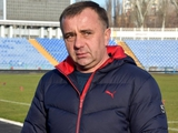Наставник «Николаева»: «Мне уже со всей Европы звонят, поздравляют нашу команду»
